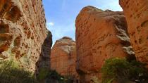 Private Hiking Tour: Pingshanhu Grand Canyon and the Horse Hoof Temple Grottoes, Zhangye