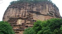 Private Tianshui Day Tour to Maiji Mountain Grottoes and Fuxi Temple with Lunch, Tianshui