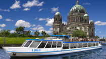See all of Berlins EAST and WEST from the water in 3,5 hour, Berlin, Day Cruises