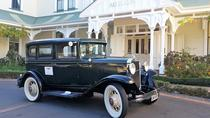 Napier Art Deco Wine Tasting and Scenic tours in a Vintage car