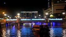 Private Night Sightseeing Tour with River Cruise from Singapore, Singapore, null