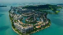 Private Tour: Morning Tour of Sentosa Including Sea Aquarium and Cable Car Ride, Singapore, Dining ...