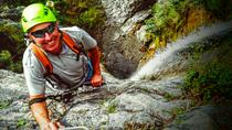 Half-Day Intermediate Via Ferrata Climbing Tour from Wanaka with Lunch, Wanaka, Climbing