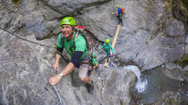 Half-Day Via Ferrata Climbing Tour for Beginners from Wanaka, Wanaka, Climbing