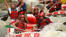 Bali Rafting and Private Combination Kintamani Tour, Ubud, White Water Rafting