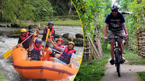 Full-day Bali Rafting and Combination Cycling Tour, Ubud, Bike & Mountain Bike Tours