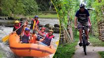 Full-day Bali Rafting and Combination Cycling Tour, Ubud, Bike & Mountain Bike Tours