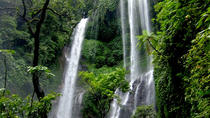 Sekumpul Waterfall Trekking, Bali, Hiking & Camping