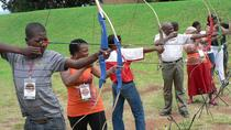 Archery Session at Letsatsing Game Park from Sun City Resort, North West, Adrenaline & Extreme