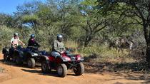 Quad Biking Nature Trail at Sun City, North West, 4WD, ATV & Off-Road Tours