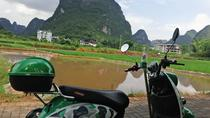 1 day Guilin Li River Cruise And Yangshuo Countryside With Scooter Private Tour, Guilin, Private ...