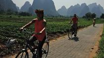 1 Day Yangshuo Cycling And Short Hiking Along The Li-River From Xingping, Guilin, Hiking & Camping