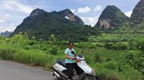 1 Day Yangshuo private Day Tour with the Scooter, Guilin, Private Sightseeing Tours