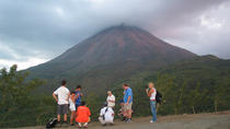 Full Day Combo Tour Best of Arenal Including: Hanging Bridges, La Fortuna Waterfall, Volcano Hike ...