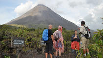 Half-Day Hike to Arenal Volcano in Costa Rica, La Fortuna, Hiking & Camping