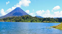 Kayaking Tour on Lake Arenal