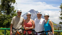 Sky Adventures Tour Da Arenal, La Fortuna