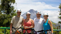 Sky Adventures Tour From Arenal, La Fortuna, Day Trips