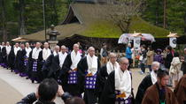 Private Day Trip to Mt Koya with a Photographer including Transportation by Luxury Van, Osaka, ...