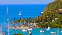 St Lucia Private Island Tour, St Lucia