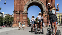 Barcelona Guided Segway 3-hour Tour, Barcelona, Adrenaline & Extreme