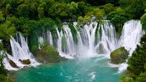 Kravice Waterfalls, Počitelj Old Town and Blagaj Tekke Day Trip from Mostar, Mostar, Day Trips