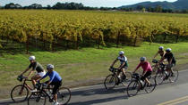 Full-Day Napa Valley Bike and Wine Tour, Napa & Sonoma, Bike & Mountain Bike Tours