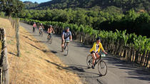 Half-Day Napa Valley Bike and Wine Tour, Napa & Sonoma