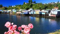 The island of Chiloé: Castro Dalcahue, Puerto Varas, Day Trips