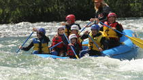 Rafting Family Trip on the Otta River, Central Norway, White Water Rafting