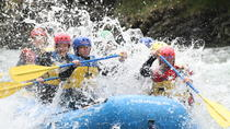 White Water Rafting Day Trip on the Sjoa River, Central Norway, White Water Rafting