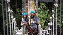 Charleston Zip Line Adventures Course, Charleston, Ziplines