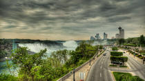 ROUNDTRIP Transfert au sol Aéroport international de Buffalo Niagara (BUF) -Niagara Falls Canada, Buffalo, Airport & Ground Transfers