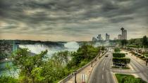 Transfer Niagara Falls, Canada to Toronto Pearson International Airport YYZ, Toronto, Airport &...