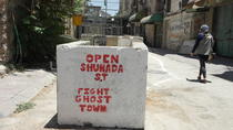 Hebron Divided Small Group Tour Including Lunch and Transportation around Hebron, Jerusalem, ...