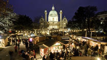 Private Vienna Christmas Guided Full Day Tour from Prague, Vienna, Christmas