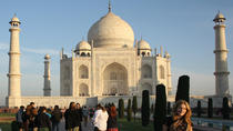 Half Day Sunrise Taj Mahal Tour With Private Guide, Agra, Day Trips