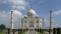 Private Tagestour Taj Mahal - Tagesausflug mit dem Zug ab Delhi, New Delhi, Private Day Trips