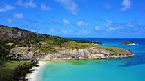 Lizard Island Helicopter Tour from Cairns Including Snorkling on the Great Barrier Reef and Picnic...