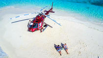 Sand Cay Experience with Great Barrier Reef Scenic Flight gourmet picnic and snorkelling, Cairns...