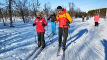 Guided Cross Country Ski Trip in Tromso - Beginner XC Ski Course, Tromso, Ski & Snow
