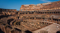 Colosseum with Gladiator entrance private tour with Ancient Rome, Rome, Private Sightseeing Tours