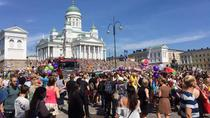 Half-Day Helsinki City Sightseeing Tour by Minivan, Helsinki, Walking Tours