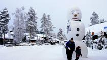 Santa's Snowmobile Tour including Visit to Reindeer Farm and Meeting with Santa, Rovaniemi, Ski & ...