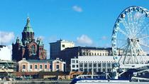 SHORE EXCRUSION : Private Half-Day Helsinki City Sightseeing Tour by Minivan, Helsinki, Bus &...