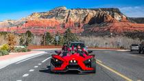Half-Day Polaris Slingshot Rental em Sedona, Sedona, 4WD, ATV & Off-Road Tours