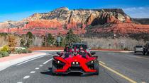 Half-Day Polaris Slingshot Rental from Sedona , Sedona, 4WD, ATV & Off-Road Tours