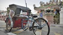 Penang Highlights by Trishaw from George Town, Penang, City Tours