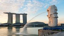 Shore Excursion: Private Singapore Walking Tour with River Cruise and Singapore Sling Cocktail, ...