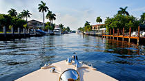 2 Hour Fort Lauderdale Canals Tour, Fort Lauderdale, Day Cruises